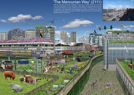 Architects Manchester ¦ Mancunian Way ¦ Winning Design Competition ¦ Humanitarian Architecture ¦ North West Construction Professionals ¦ Building Design Team