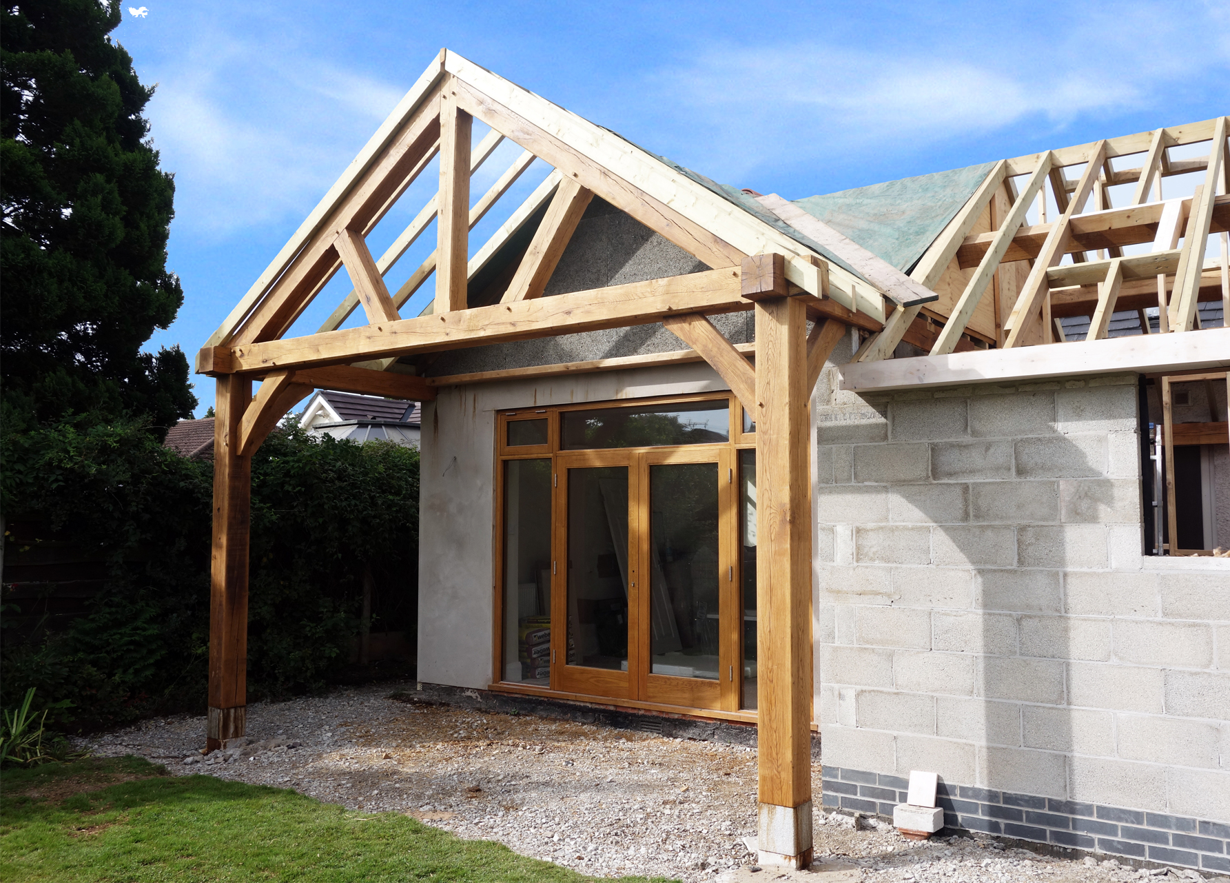 Architects Gatley ¦ House Extension ¦ North West Construction ...