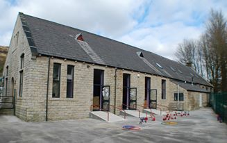 Architects Oldham ¦ Diggle ¦ Methodist Church to Nursery Conversion ¦ North West Construction Professionals ¦ Building Design Team