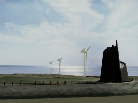Architects Liverpool ¦ Another Place ¦ Crosby Beach ¦ Lighthouse Competition ¦ North West Construction Professionals ¦ Building Design Team