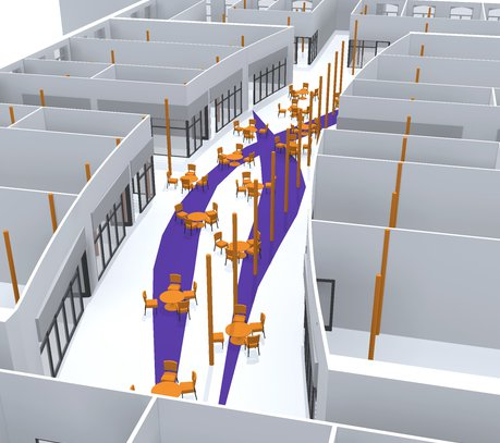 Architects Bolton ¦ Business Centre Renovation ¦ Office Refit ¦ North West Construction Professionals ¦ Building Design Team