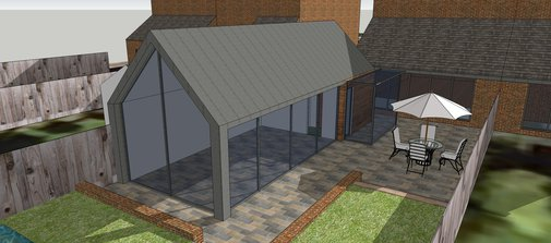 Architects Gatley ¦ House Extension ¦ North West Construction Professionals ¦ Building Design Team
